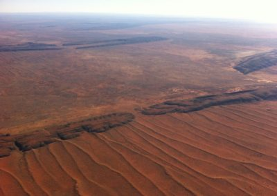 Between Alice Springs and Dig Tree