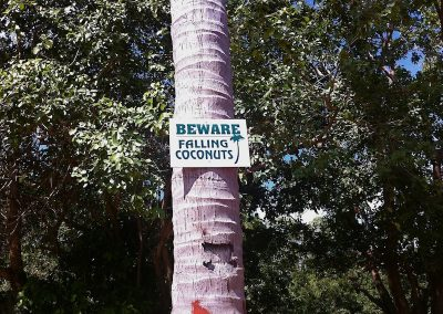 More useful signs at Cape York