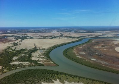 Norman River Delta, Qld