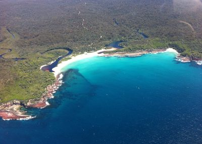 South of Merimbula, NSW