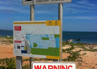 Useful Cape York signs